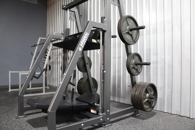 Arsenal Strength vertical leg press