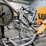 Atlantis leg press