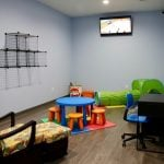 kid's lounge room