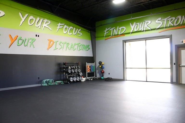workout classroom