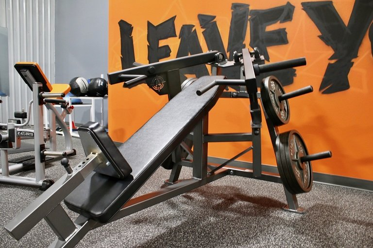Arsenal Strength incline bench